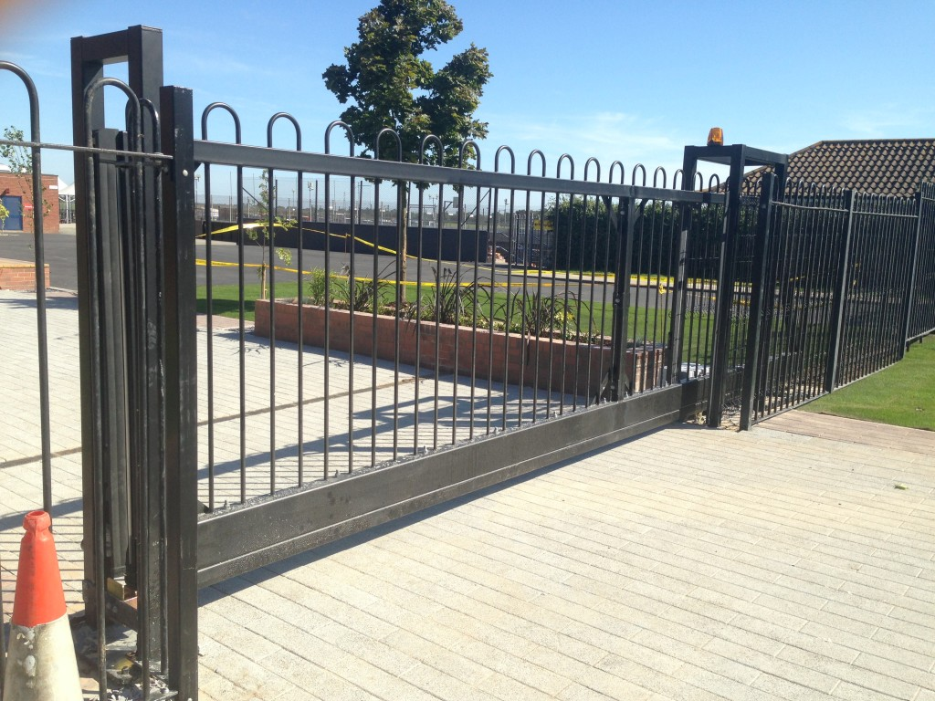 Automated Sliding Gate Systems Grec Systems