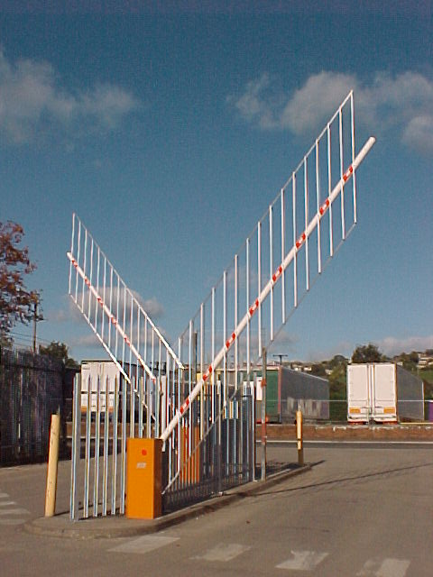 Traffic Control Barriers Grec Systems